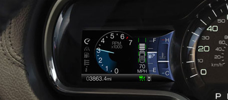 Adaptive Cruise Control and Forward Collision Warning with Brake Support