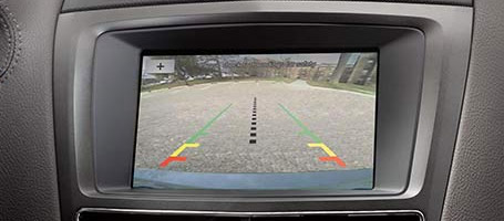 Reverse Sensing System/Rear View Camera