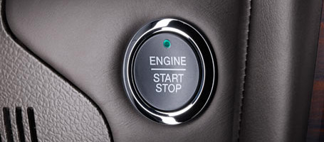 Passive Entry and Push-Button Start