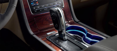 Six-Speed SelectShift® Automatic Transmission