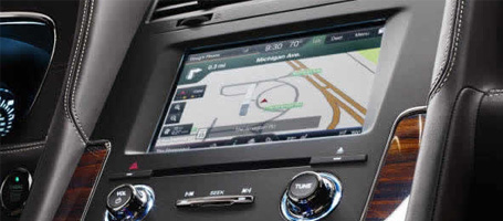 Voice-Activated Navigation System