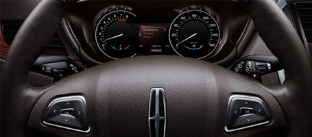 Six-Speed SelectShift® Automatic Transmission with Paddle Shifting